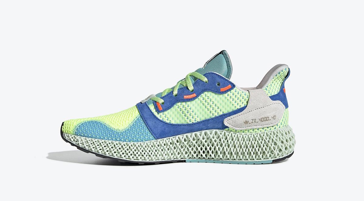 adidas zx 4000 4d easy mint singapore release details 2019 footwear drops