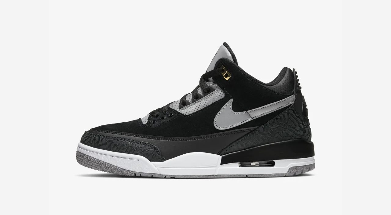 air Jordan 3 tinker black cement Nike SNKRS Singapore