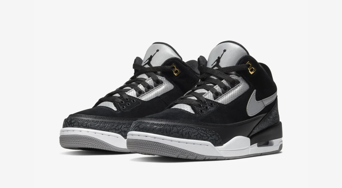 air Jordan 3 tinker black cement Nike SNKRS Singapore release