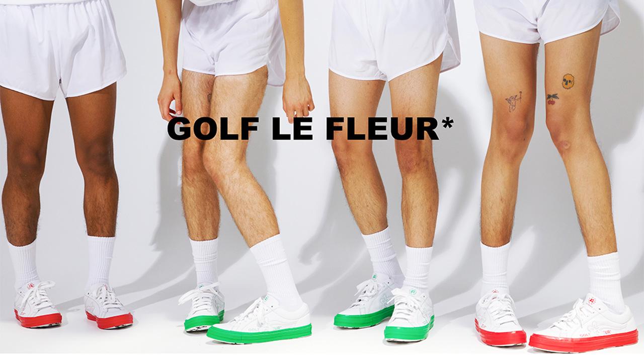 Golf Le Fleur Color Block pack 6