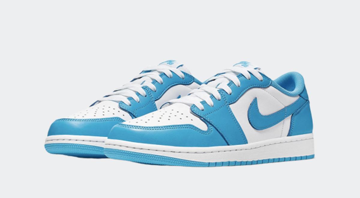 footwear drops nike sb x air jordan 1 low unc august 2019
