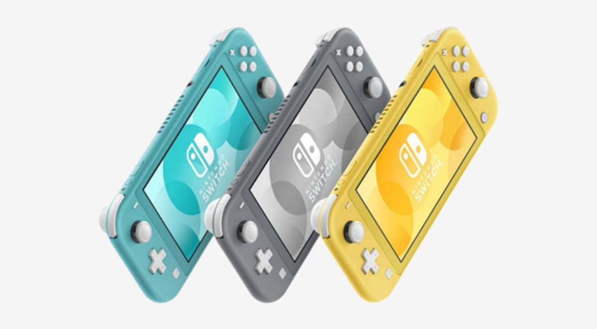 nintendo switch lite singapore release 2019 portable gaming console