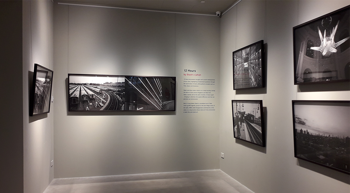 12 hours by stash x jahan exhibition singapore leica gallerie 2019 graffiti photography work