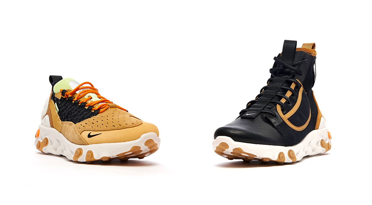The Nike 10th Collection Commemorates Its Founder's Military