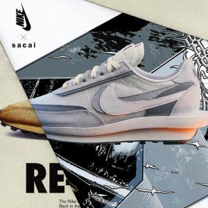 Nike x sacai LDwaffle singapore release details 2019