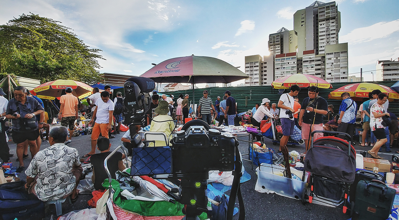sungei road thieves market singapore ong kah jing filmmaker