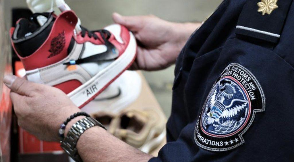 Fake Nikes Seized