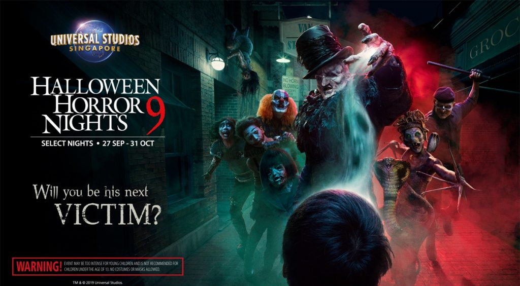 Halloween Halloween Horror Nights