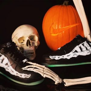 Nike Skeleton Airforce 1 Feature