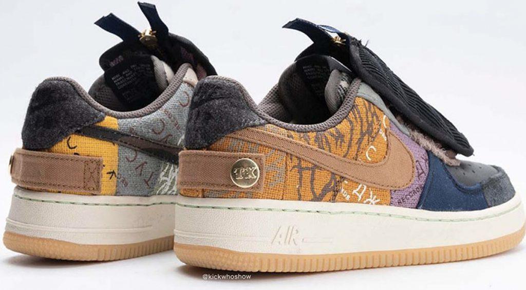 Travis Scott x Nike AF1 low