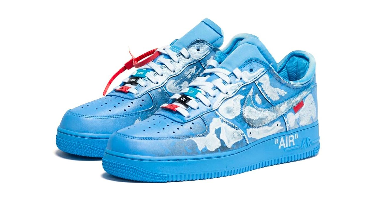 Virgil Abloh x MCA Chicago x Cassius Hirst Nike Air Force 1 feature