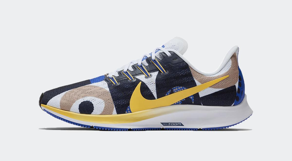 footwear drops Human Made x Adidas Pharrell NMD Hu Nike x Cody Hudson Air Zoom Pegasus 36 singapore release details