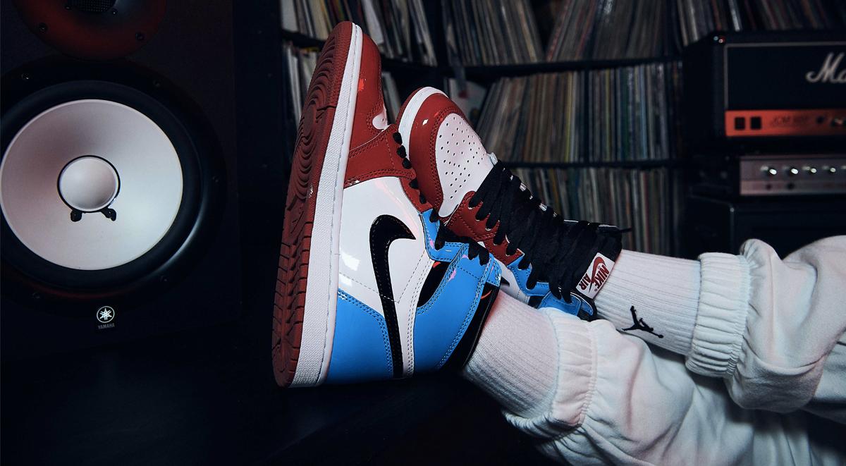footwear drops air jordan 1 fearless singapore release details 2019