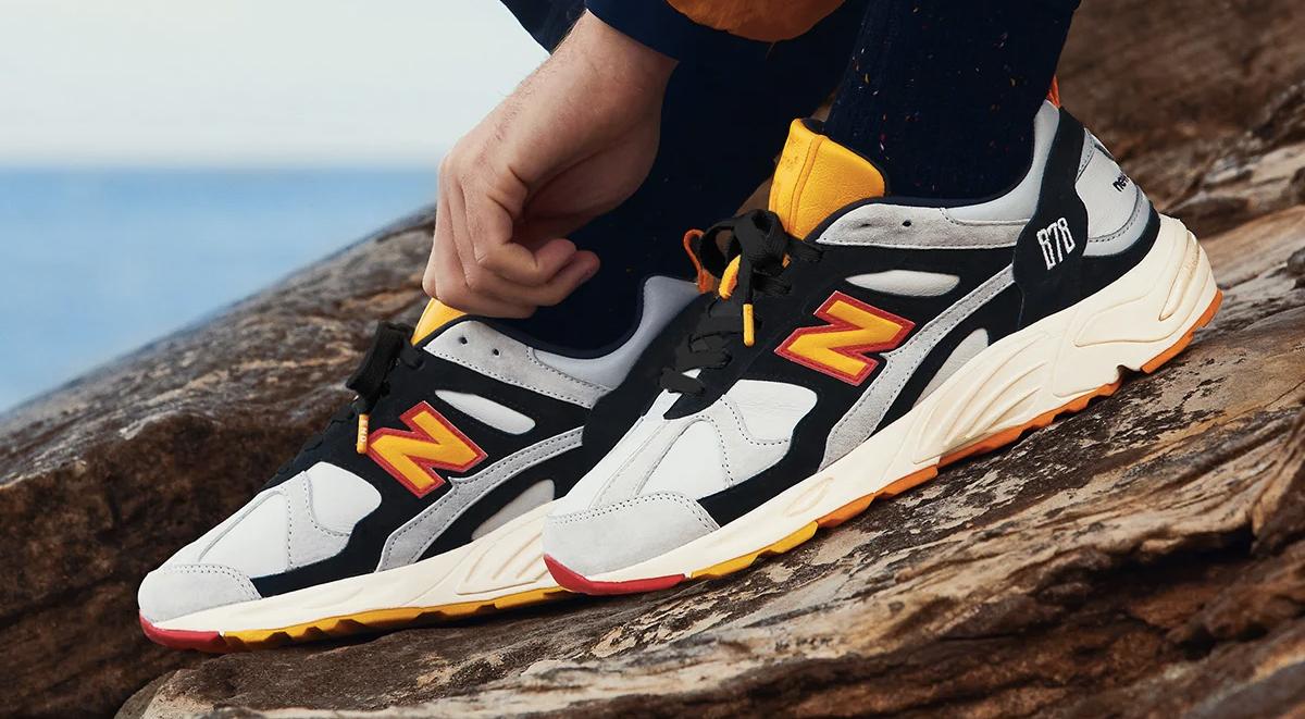 footwear drops end x new balance 878 gull grey chemist creations x asics gel kayano 5 og