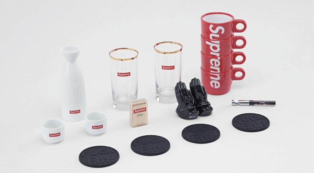 Tongue + Chic Supreme Dining Set (7 items)