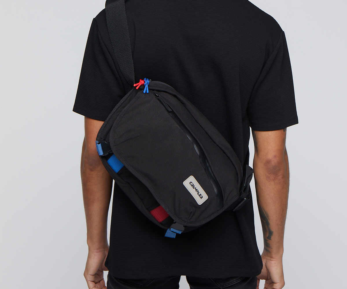 Christmas gift guide 2019 above 100 Crumpler Billy