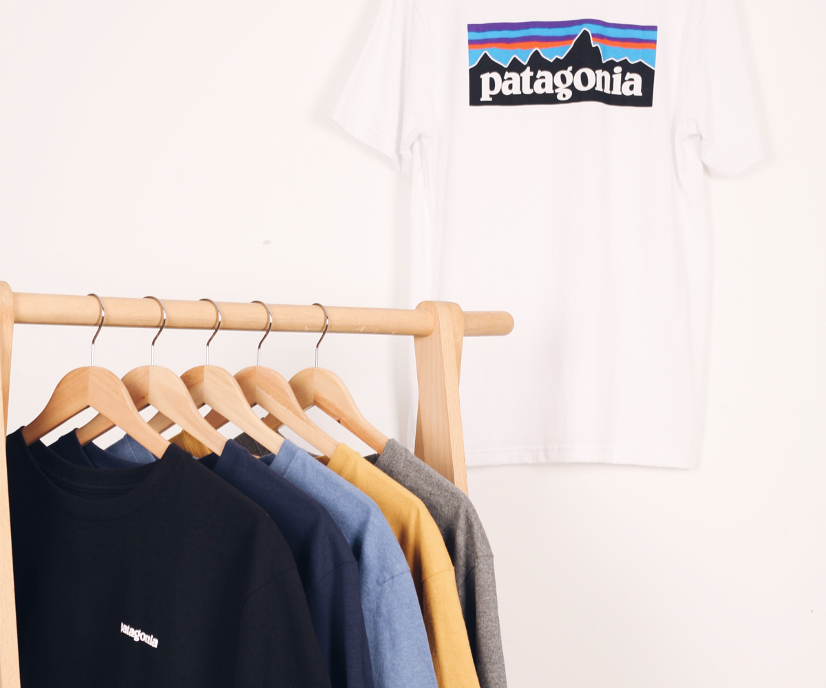 Christmas gift guide 2019 under 100 Patagonia P-6 Logo Tee