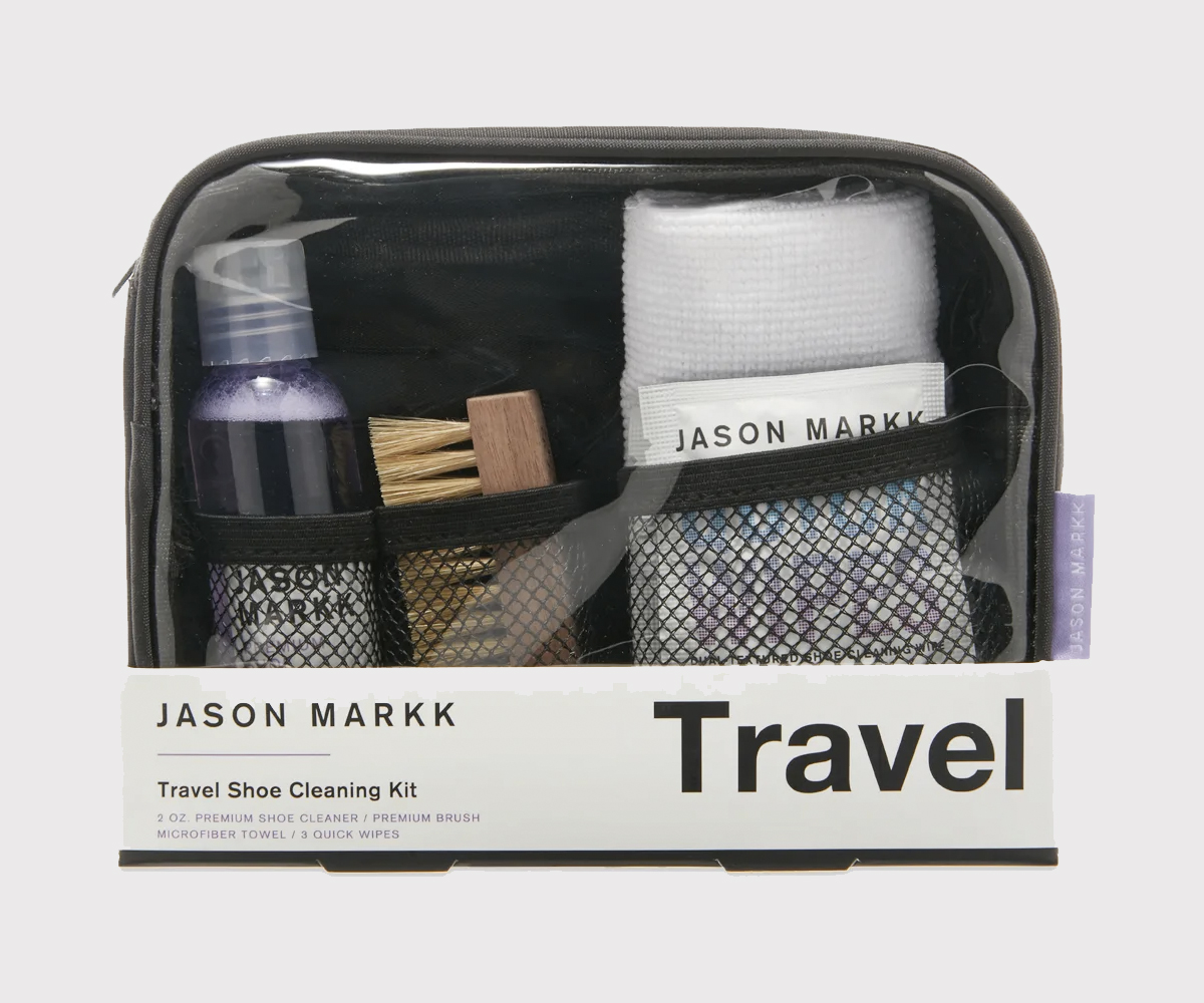Christmas gift guide 2019 under 50 Jason Markk Travel Kit