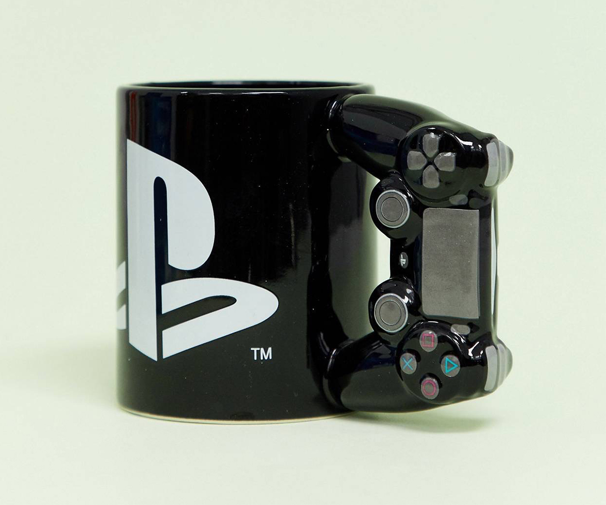 Christmas gift guide 2019 under 50 PlayStation 4 controller mug