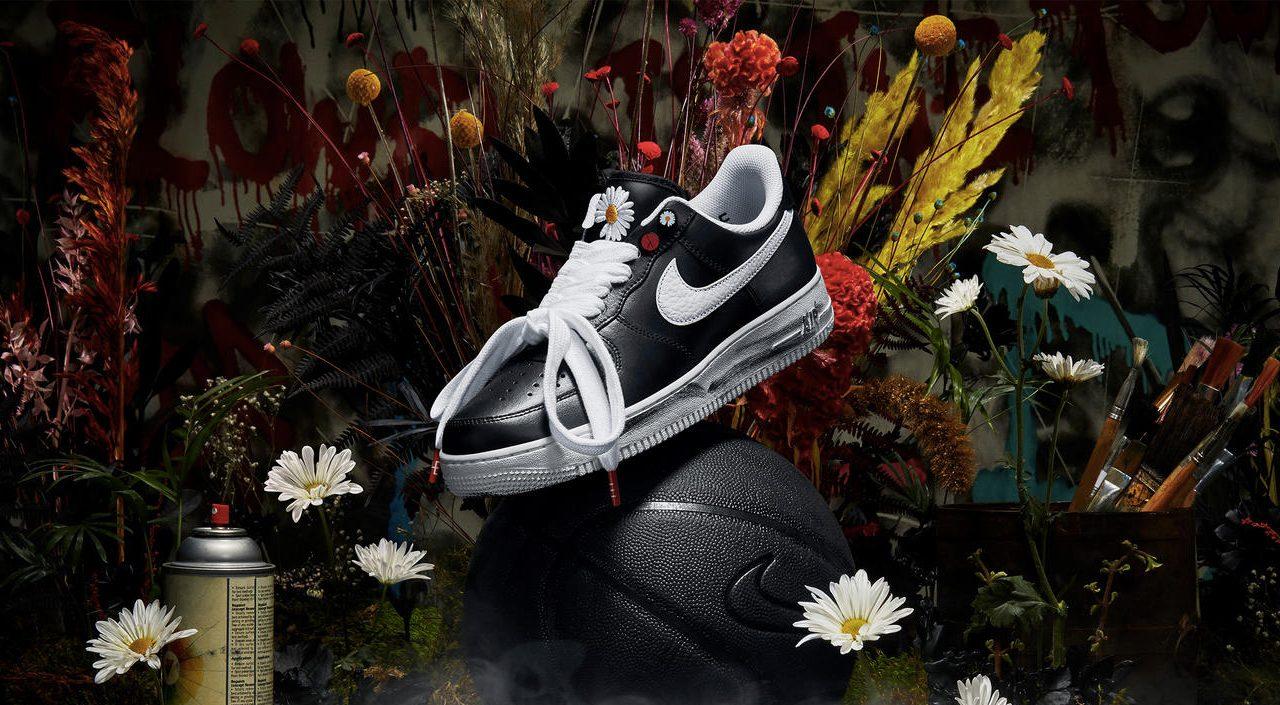 G-Dragon x Nike Air Force 1 (1)