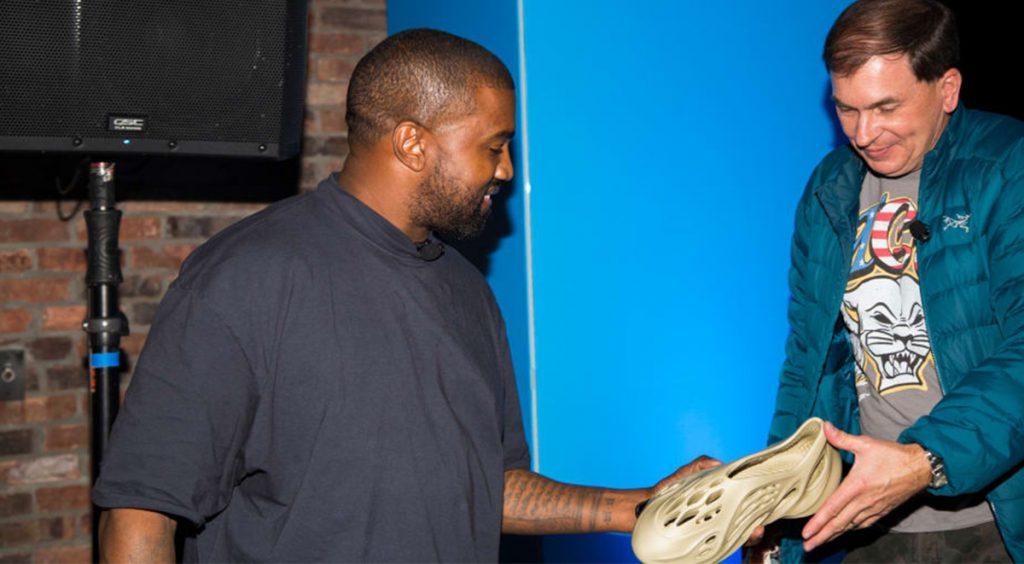 Kanye West Yeezy Clog sustainability fast company innovation festival 2019 algae based foam