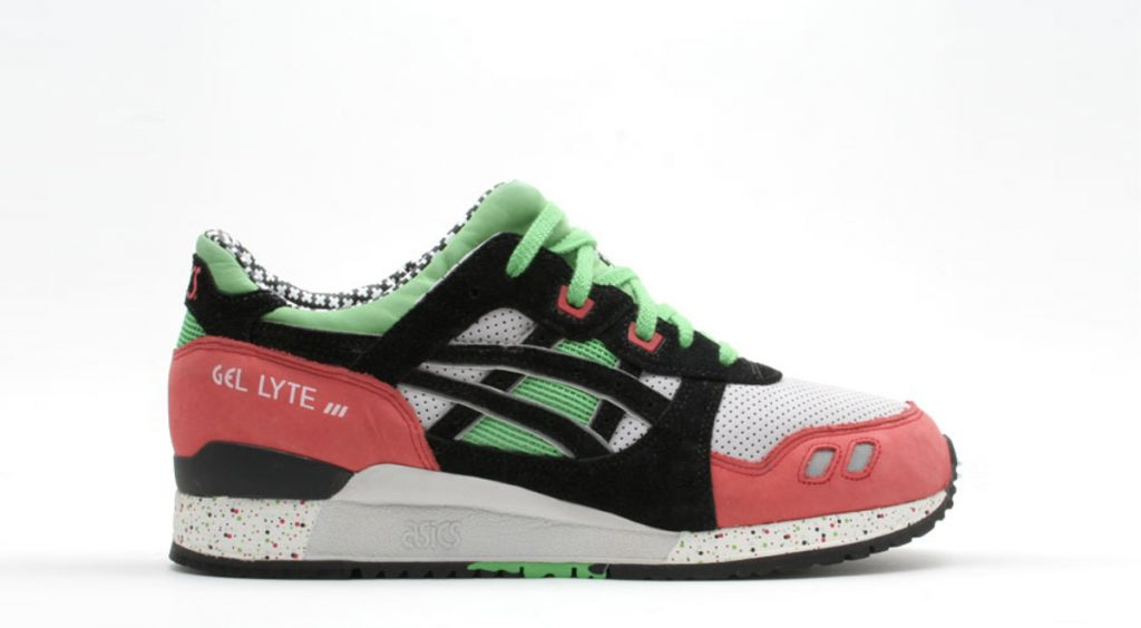 Patta Co-founder Edson Sabajo Asics Gel Lyte 3 collab