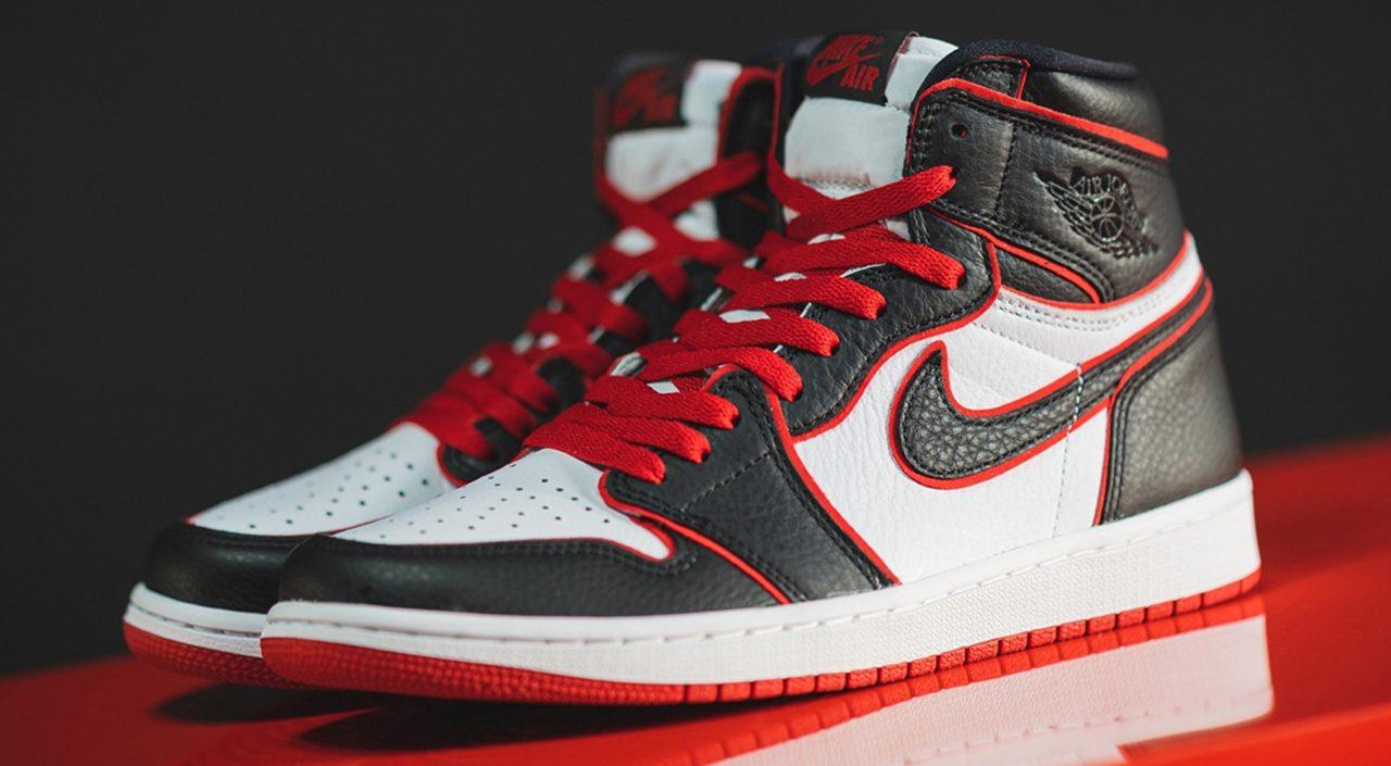Sneaker Drops Jordan 1 Bloodline