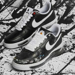footwear drops G-Dragon x Nike Air Force 1 peaceminusone singapore release details 2019