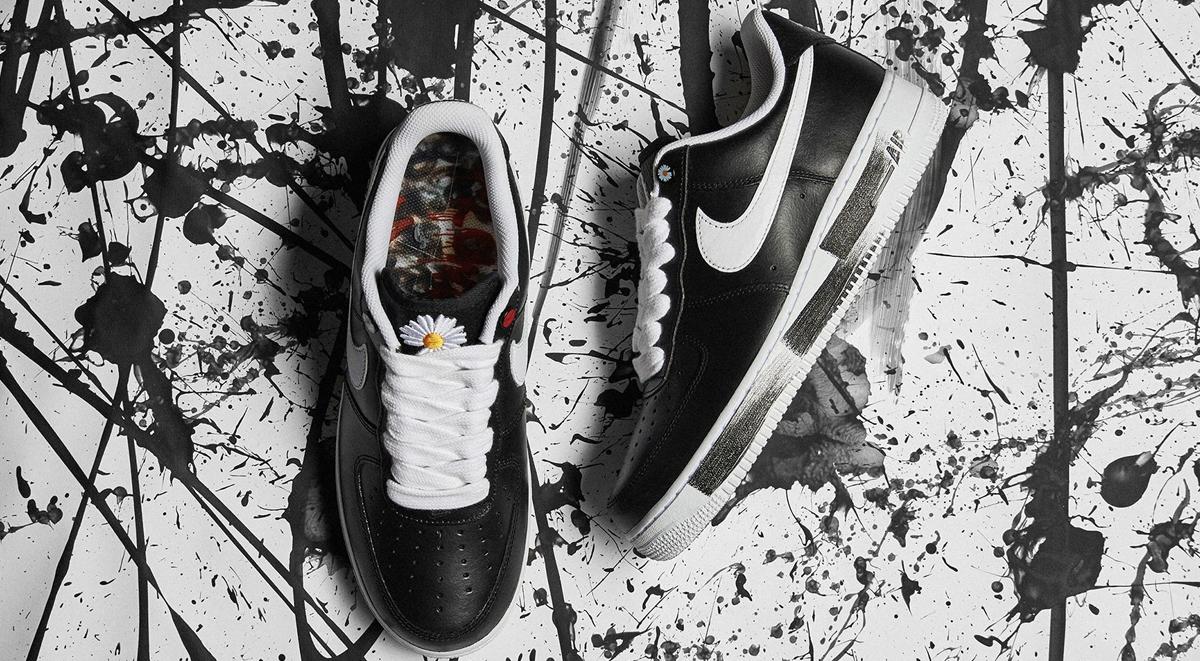 footwear drops G-Dragon x Nike Air Force 1 peaceminusone singapore release details
