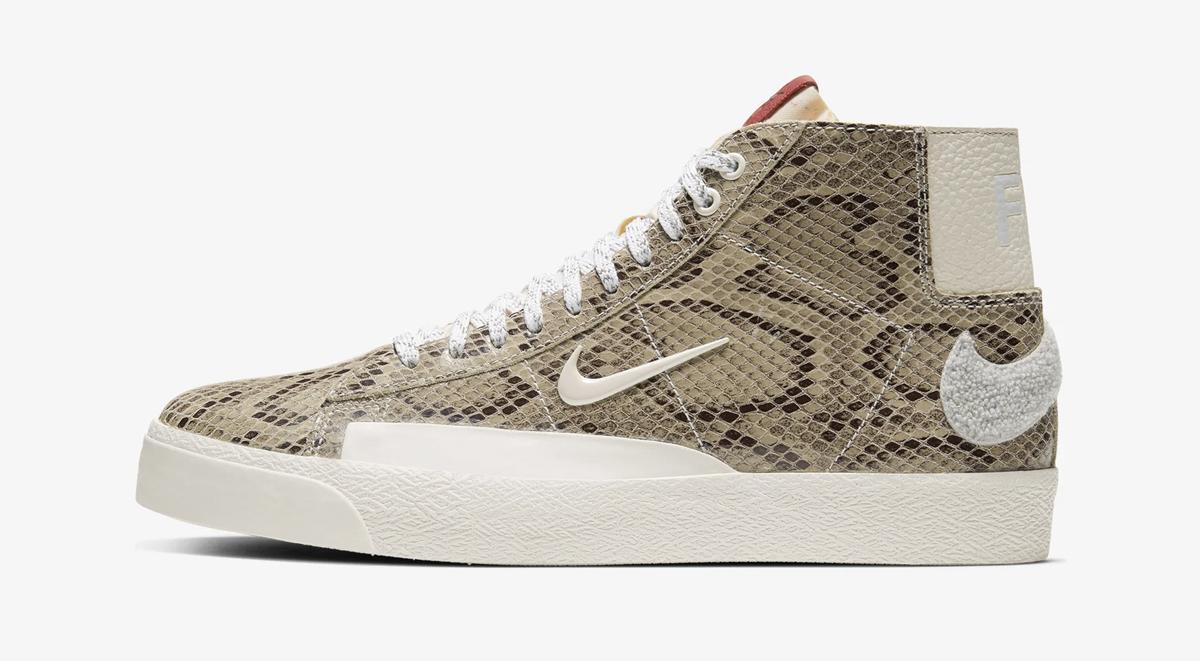 footwear drops soulland x nike sb blazer mid G-Dragon x Nike Air Force 1 singapore release details