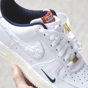 kith x Nike Air Force 1 collaboration closer look
