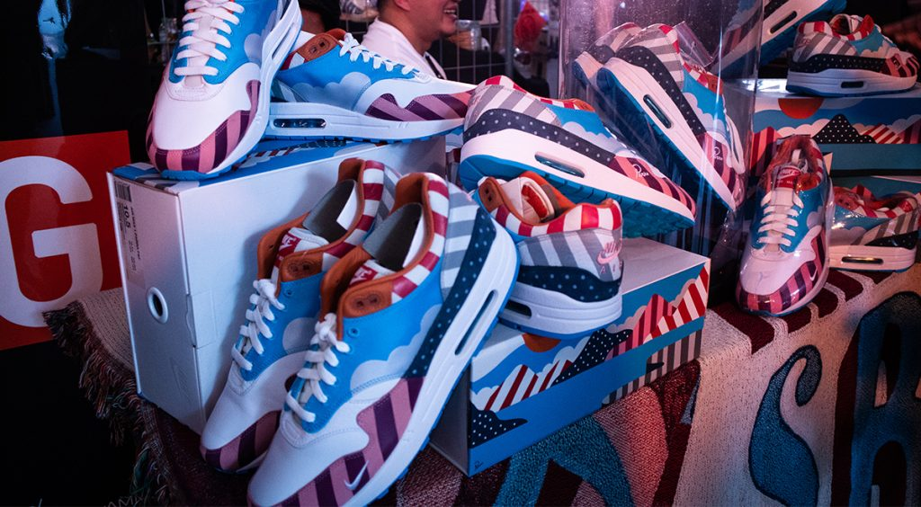parra x nike air max 1 friends and family street superior festival 2019 hot shots singapore sneaker convention