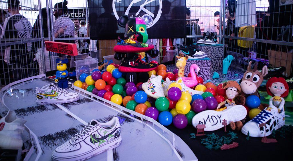 street superior festival 2019 hot shots singapore sneaker convention tk customs
