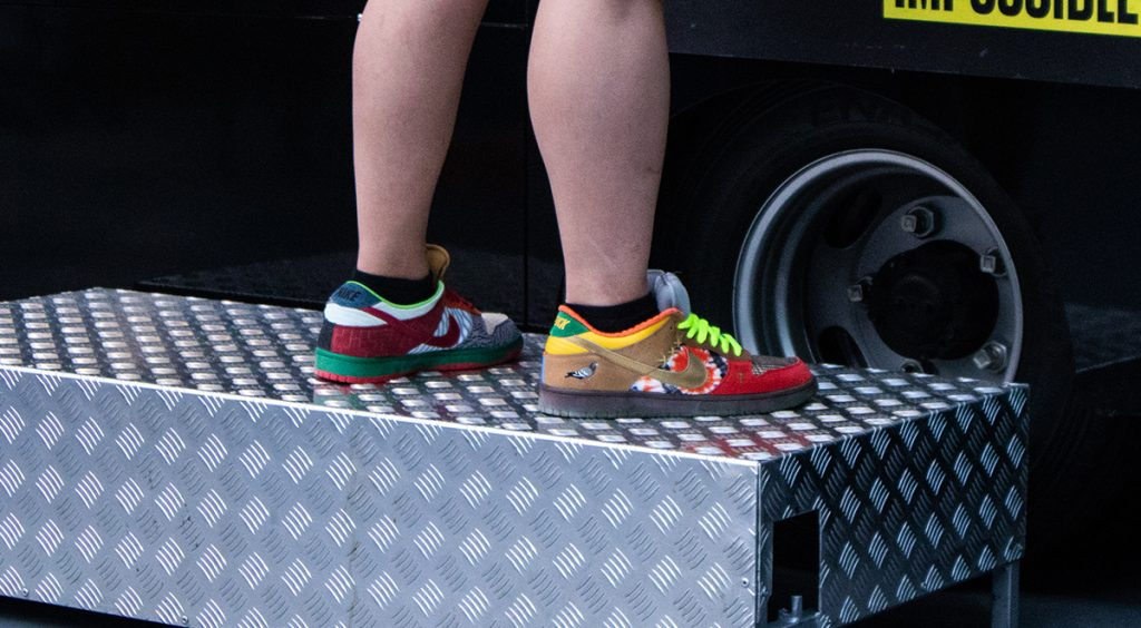 street superior festival 2019 singapore sneakers nike sb dunk low what the