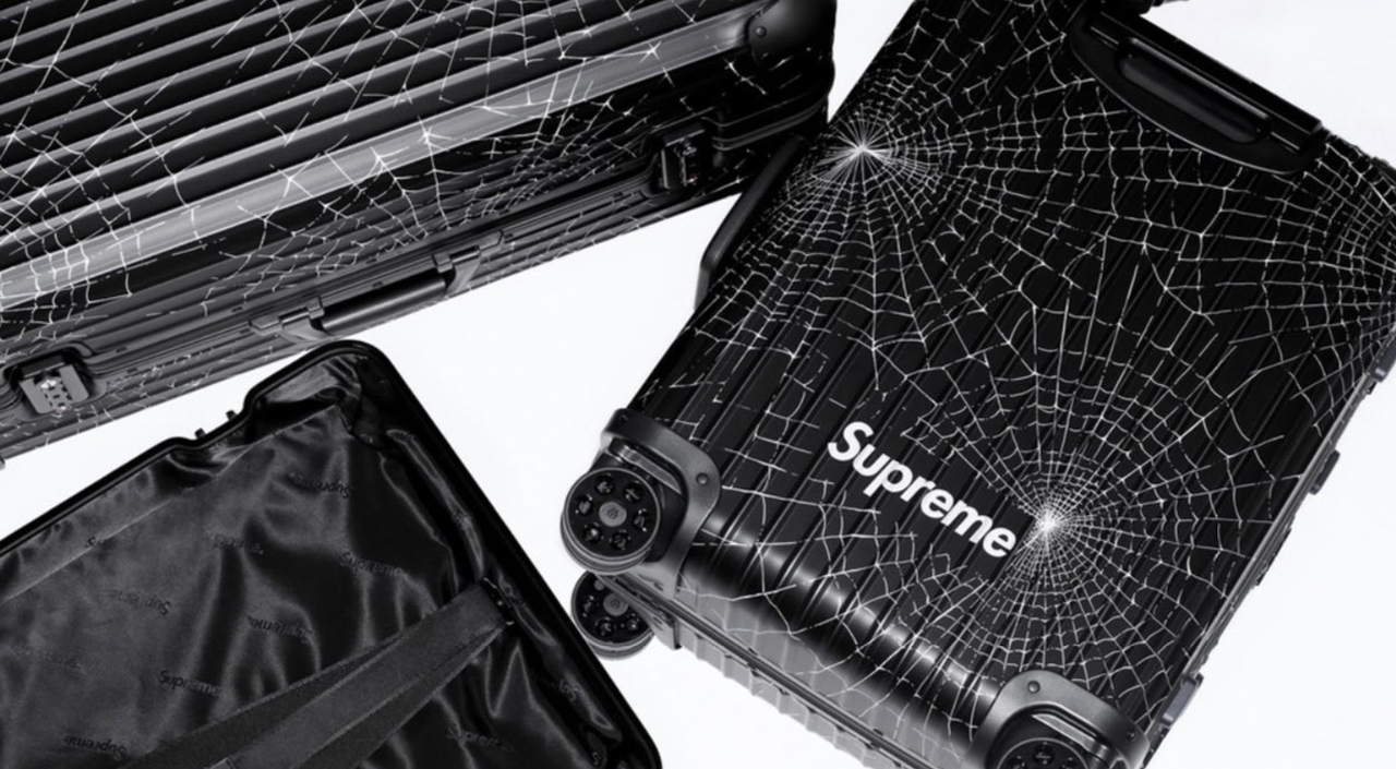 supreme x rimowa 2019 suitcase luggage collection