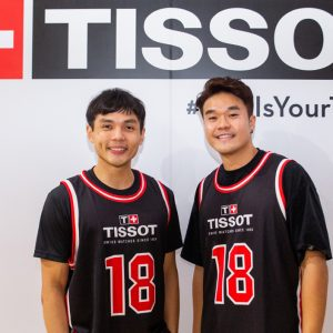 tissot basketball clinic professional training drills scholar basketball academy wong wei long benzo