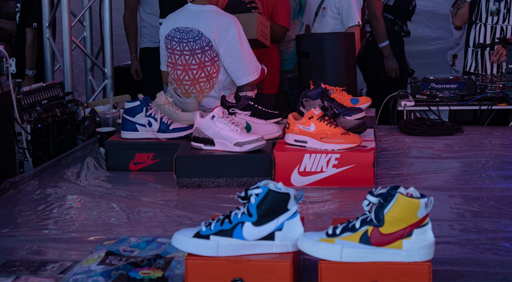 trading pit street superior festival 2019 hot shots singapore sneaker convention