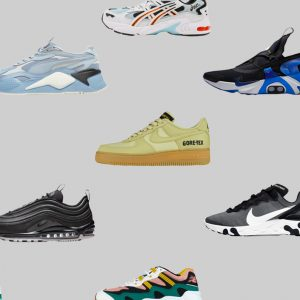 2020 Sneaker rotation refresh feature