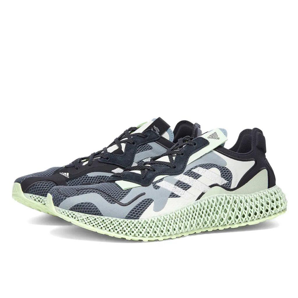2020 sneaker rotation refresh ADIDAS CONSORTIUM RUNNER 4D V2