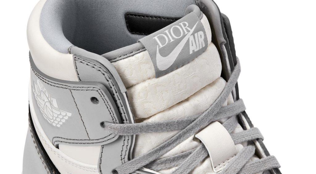 Air Jordan 1 High OG Dior air tag