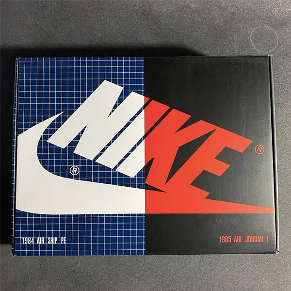 Air Jordan two pair package box