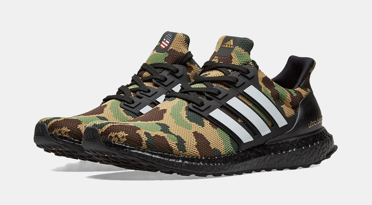 Best Sneaker collaborations of 2019 Bape x Adidas Ultraboost
