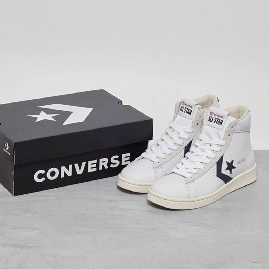 2020 sneaker rotation refresh Converse Pro Leather II