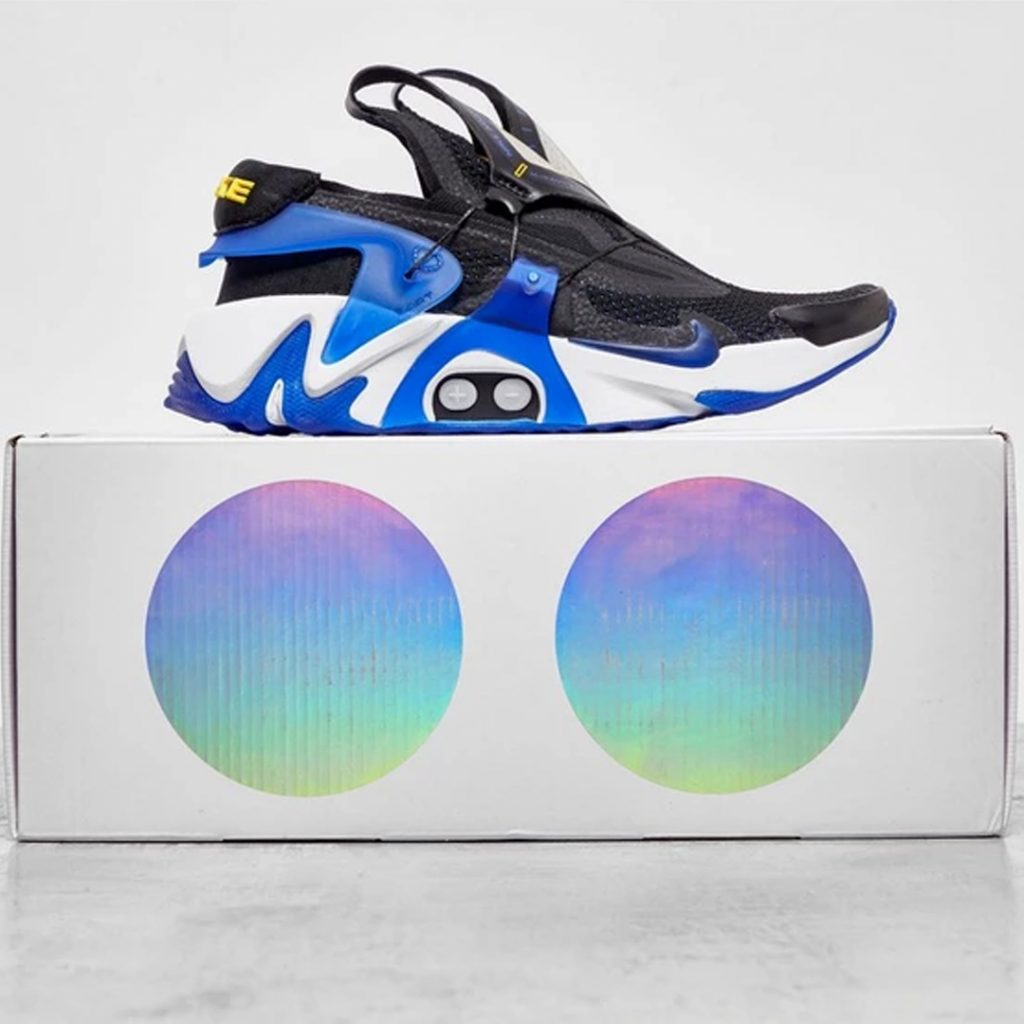 2020 sneaker rotation refresh Nike Adapt Huarache QS