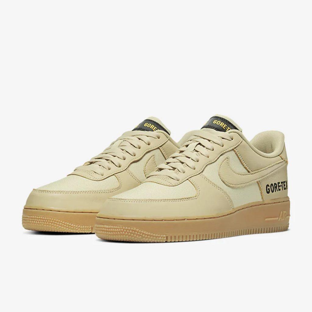 2020 sneaker rotation refresh Nike Air Force 1 Goretex