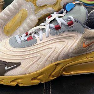 Nike x Travis Scott Air Max 270 React leaked images