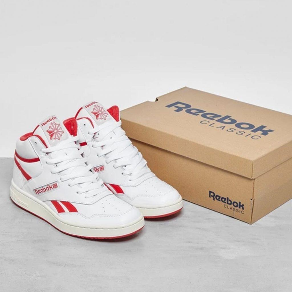 2020 sneaker rotation refresh Reebok BB 4600 Hi