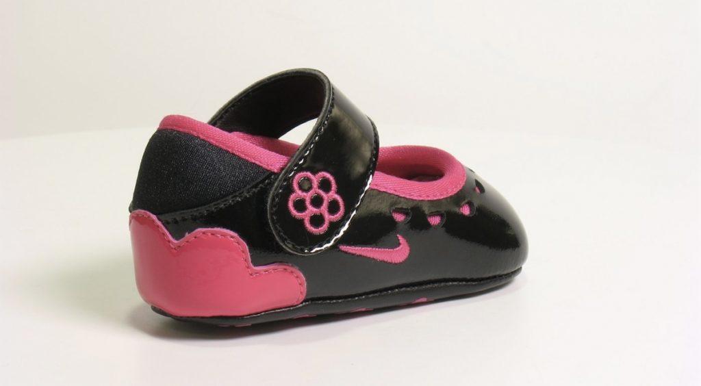 Steven Smith Interview Nike MaryJane Crib shoe