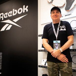 Steven Smith Interview Reebok Booth Culture Cartel