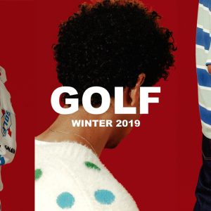Tyler, the Creator Wolf Gang 2019 Winter Collection poster